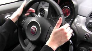 2012 Fiat 500 Test Drive and Review