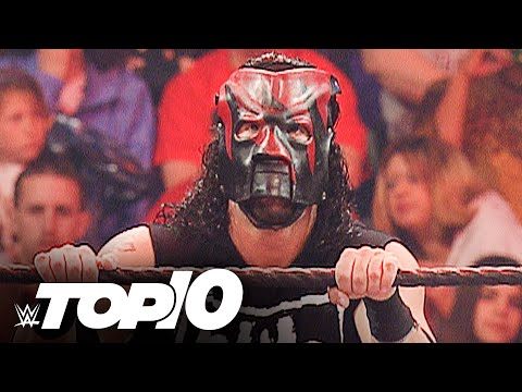 Masked imposters: WWE Top 10, June 7, 2020