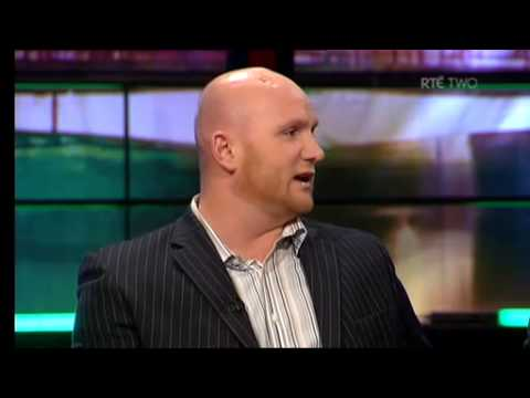 The Craig Doyle Show - John Aldridge, John Hartson, Lee Hurst and Eric Lawlor (15/11/12)
