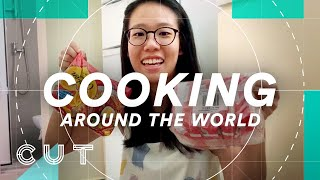 Cooking Around the World During Quarantine | Cut