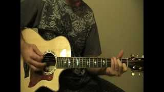 Blake Shelton Sure Be Cool If You Did Cover Lesson by Bobby Allen Bifano