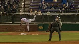 Highlights: Baseball vs Eastern Illinois 3/22/19