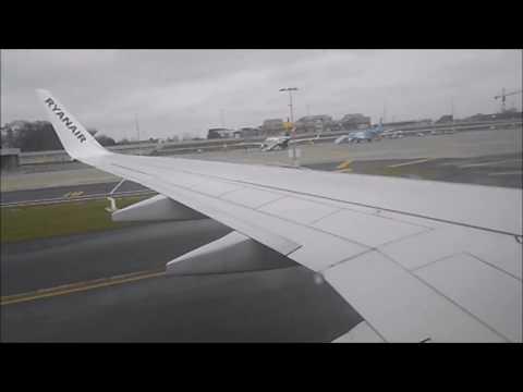 Ryanair Boeing 737 | Venice (TSF) - Brussels Charleroi (CRL) | Flight trip report