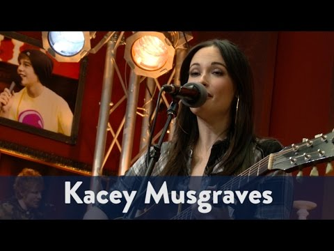 Kacey Musgraves - Late to the Party (Acoustic) 2/7 | KiddNation
