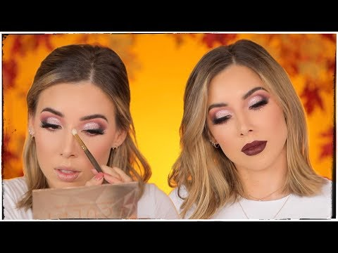 A THROWBACK MAKEUP LOOK! MAJOR FALL LUSTRELUX VIBES thumbnail