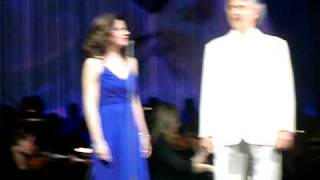 Gambar cover Andrea Bocelli and Ana Maria Martinez-Time to say goodbye