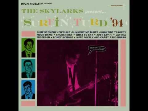 The Skylarks - Surfin' Turd '94  [Full Album]