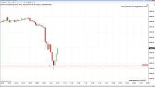 FOMC S&P EMINI 8 PTS FIBONACCI RALLY AND 21 TRADES SUMMARY MAY 18