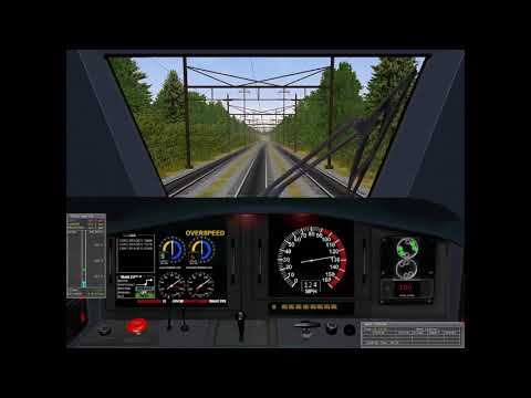 Acela Express - ENTIRE Northeast Corridor in Train Simulators