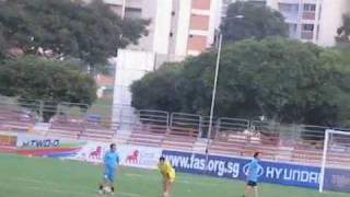 Tampines FC、ウォーミングアップ