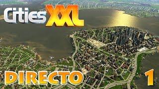 Cities XXL - Alcalde de estreno - DIRECTO 1 - en español