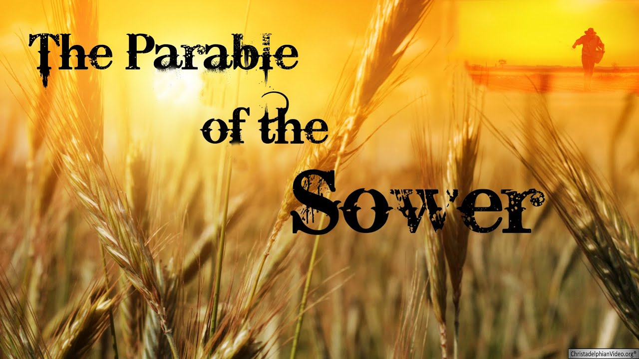 the parable of jesus It would probably be unwise to study the parable of the talents in matthew 25 without also luke informs us that jesus told this parable specifically to correct.