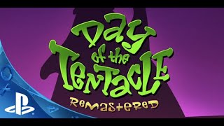 Day of the Tentacle: Vuelve la Gran Aventura