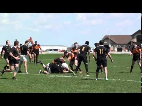 Oakland University Rugby v BGSU