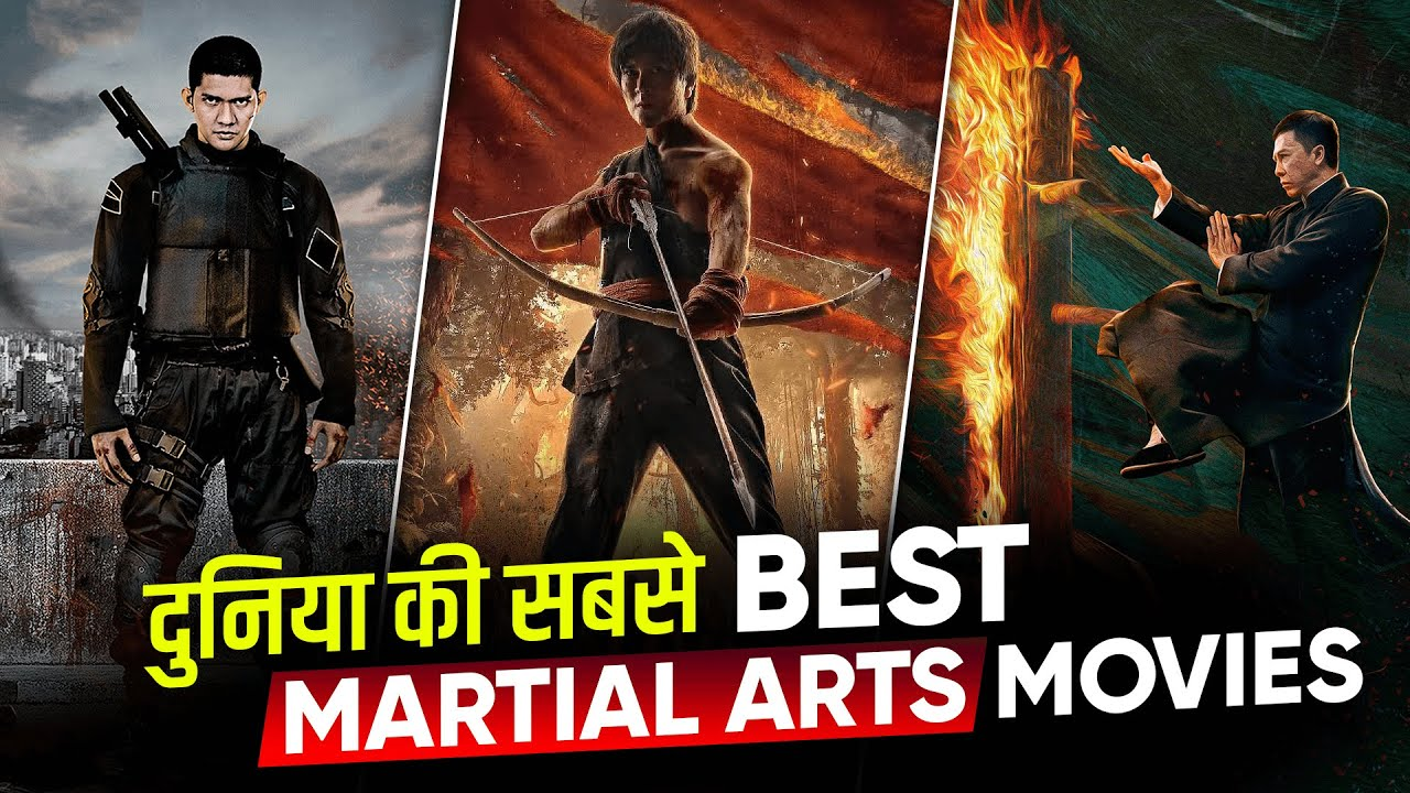 Download TOP 10 Martial Arts Movies You Must Watch In Your Lifetime | Best Martial Arts Movies in Hindi