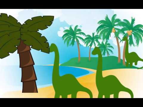 Five Enormous Dinosaurs (with Three Year Olds)