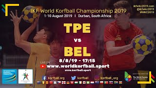 IKF WKC 2019 TPE-BEL
