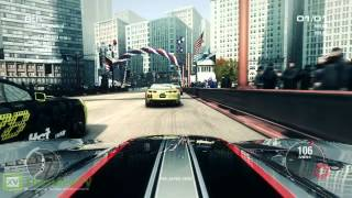 "GRID 2 | First Gameplay ""Chicago"" (Preview) 