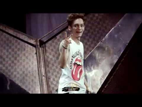 140719 EXO 상해콘서트 CHEN SOLO UP RISING