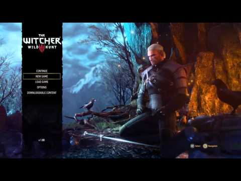 The Witcher 3 Wild Hunt: Game not complete in this save!