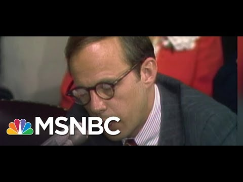 How Cohen's Testimony Was A Reminder Of Watergate | MSNBC