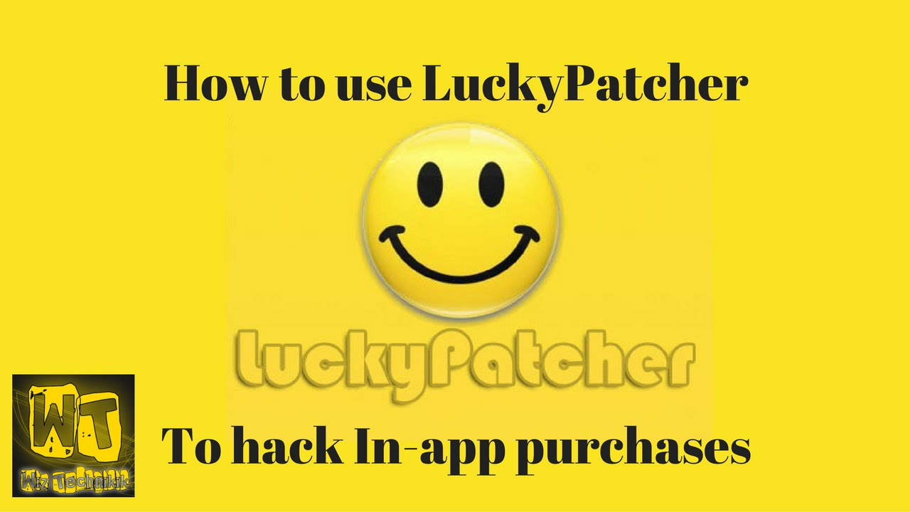 How to use LuckyPatcher to hack In-app purchases (Android)