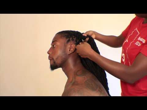 Loc Care For Men: Fishtail Braid Tutorial