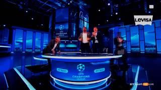 Fans crazy reactions to sergi roberto goal ( barcelona vs psg )