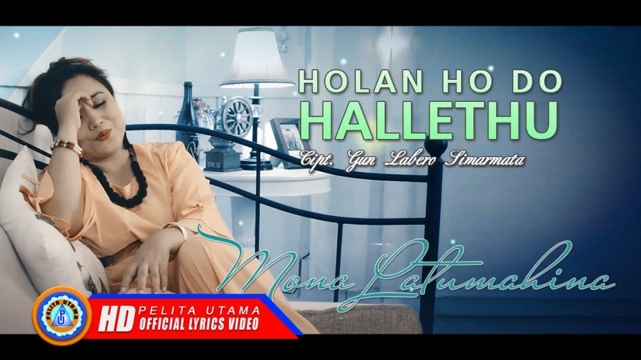Mona Latumahina - Holan Ho Do Hallethu | Lagu Batak Terbaik 2020