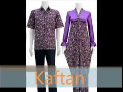 Model Batik Sarimbit - Gamis Batik Terbaru