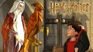 Harry Potter and the Chamber of Secrets - Walkthrough - Part 1 (PC) [HD]