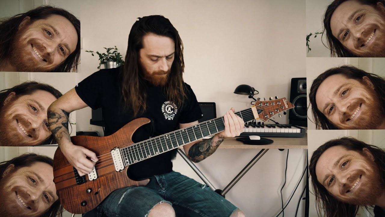 Smash Hit Combo - Baka (Guitar Playthrough)