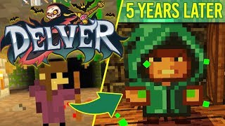 5 YEARS LATER - Delver (Roguelike Dungeon Crawler)