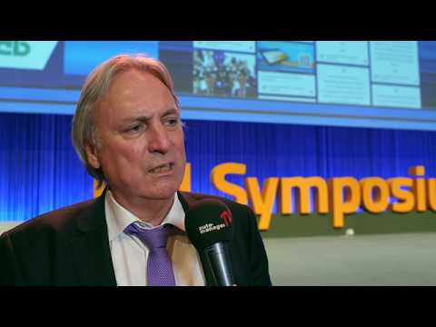 CTI Symposium 2017 - Interview Prof. Dr Peter Gutzmer, Schaeffler AG