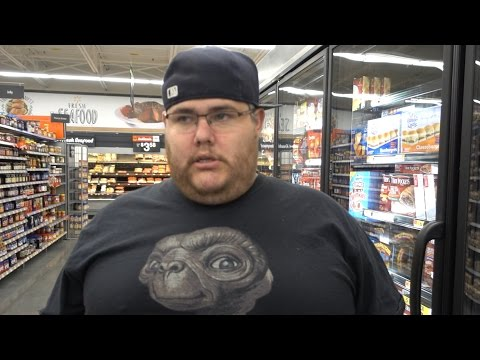 POOPED HIS PANTS IN WALMART PRANK!