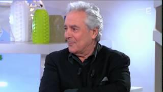 Pierre Arditi parle de sa série Le Sang De La Vigne chez Anne-Sophie Lapix - France 5 HD - C A Vous