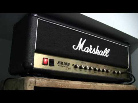 Marshall JCM 2000 DSL 50 Review