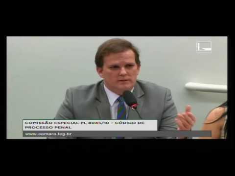 PL 8045/10 - CÓDIGO DE PROCESSO PENAL - Audiência Pública - 31/05/2016 - 15:02