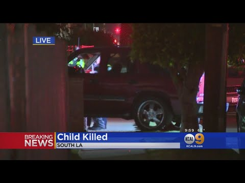 3-Year-Old Boy Killed By Out-Of-Control Driver