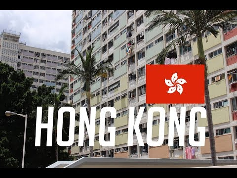 The Best Instagram Spots - Hong Kong Vlog