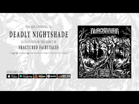 Blackbriar - Deadly Nightshade (Official Audio)
