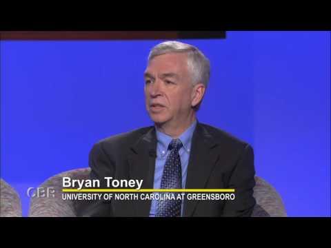 Carolina Business Review - Bryan Toney