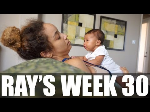 RAY'S WEEK| 30 - My First Mother's Day!