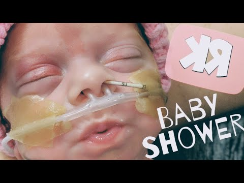 🔴 YouTube baby Shower For Magnolia Snow
