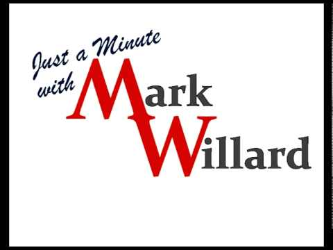 Just a Minute with Mark Willard 3/10/10- Sorgi Backs-Up Another Manning