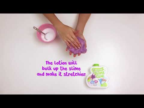 Making Super Stretchy Slime!