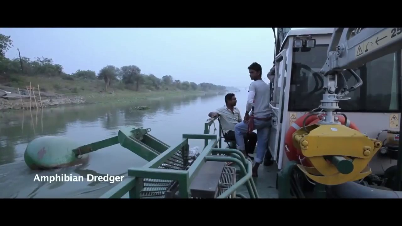 inland water transport in india
