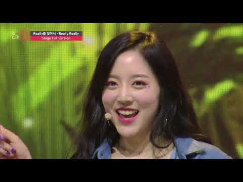 [MIXNINE(믹스나인)] Really를 찾아서 _ Really Really(WINNER(위너)) (Stage Full Ver.)