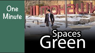 Episode 1 | Green Spaces | One Minute Green Architecture