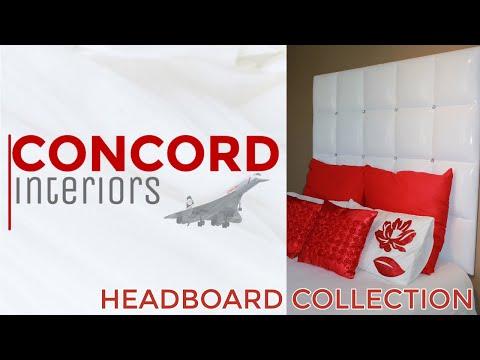 Concord Interiors Headboard Collection